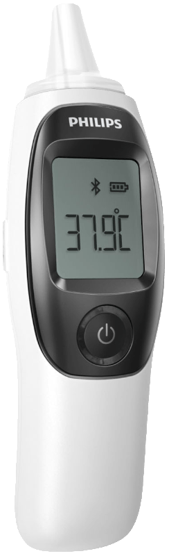 DL8740/01, Ohrthermometer