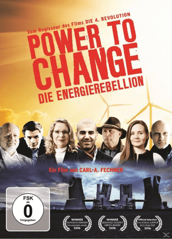 Power To Change - Die EnergieRebellion - (DVD)
