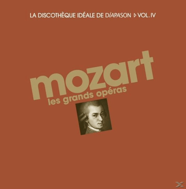 VARIOUS - Mozart Les Grands Opéras 14 CD (CD)
