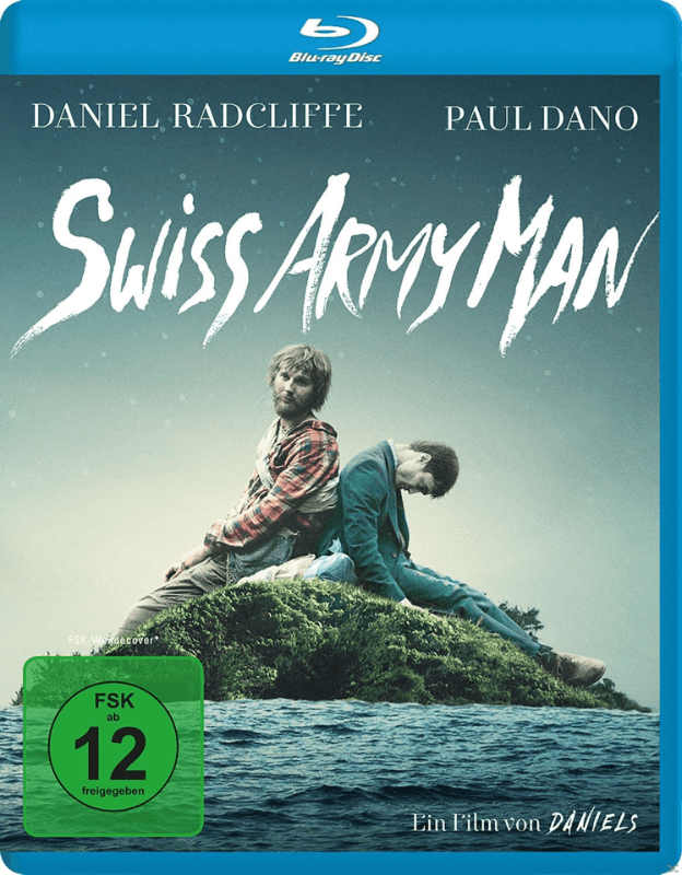 Swiss Army Man - (Blu-ray)