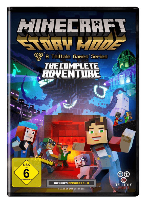 Minecraft Story Mode - The Complete Adventure - PC