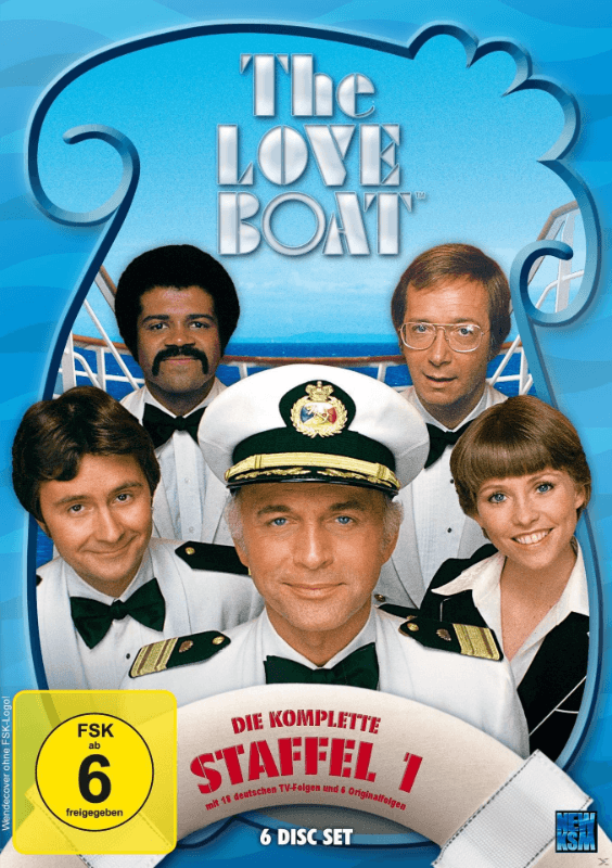 Love Boat - Staffel 1 (6-Disc-Set) - ()
