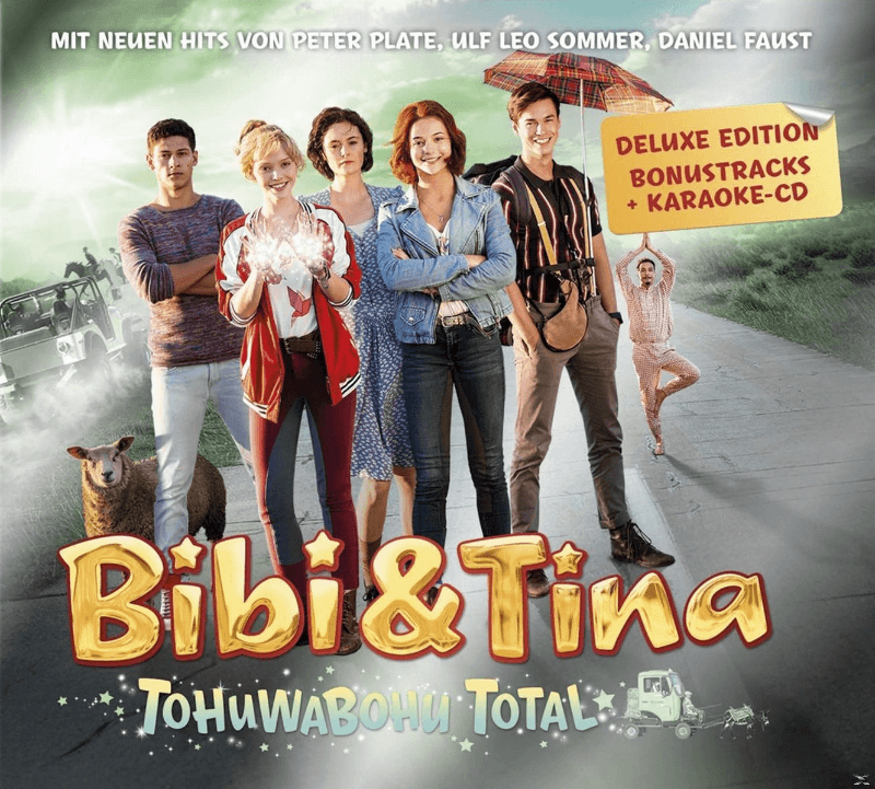 Bibi Und Tina - Soundtrack zum Film 4: Tohuwabohu total (Deluxe Edition) - (CD)