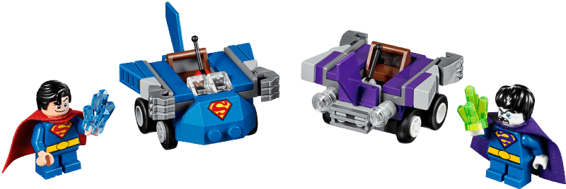 LEGO Mighty Micros: Superman vs. Bizarro (76068)