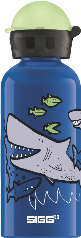 SIGG 8624.9 Sharkies, Trinkflasche