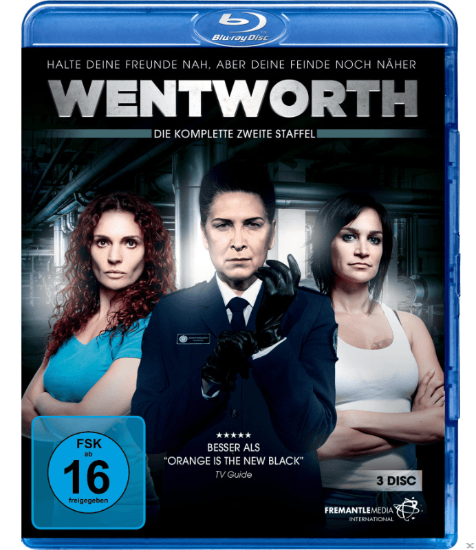 Wentworth - Staffel 2 - (Blu-ray)