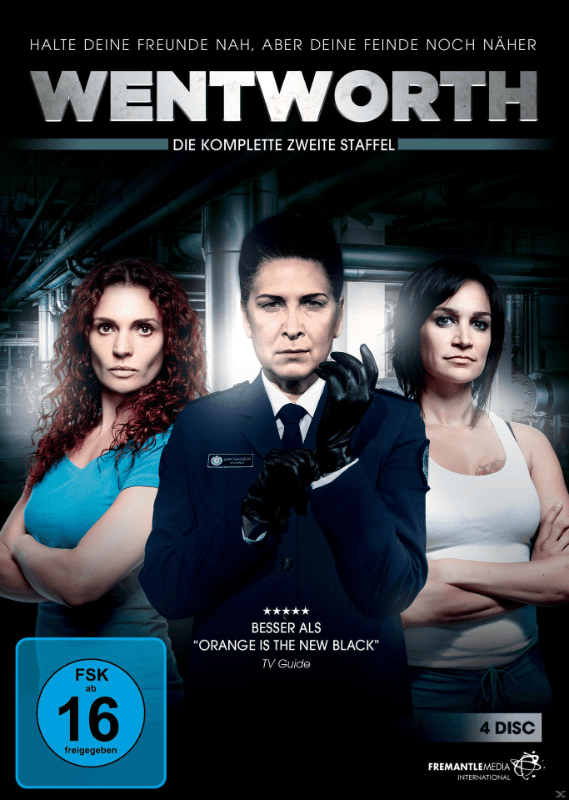 Wentworth - Staffel 2 - (DVD)