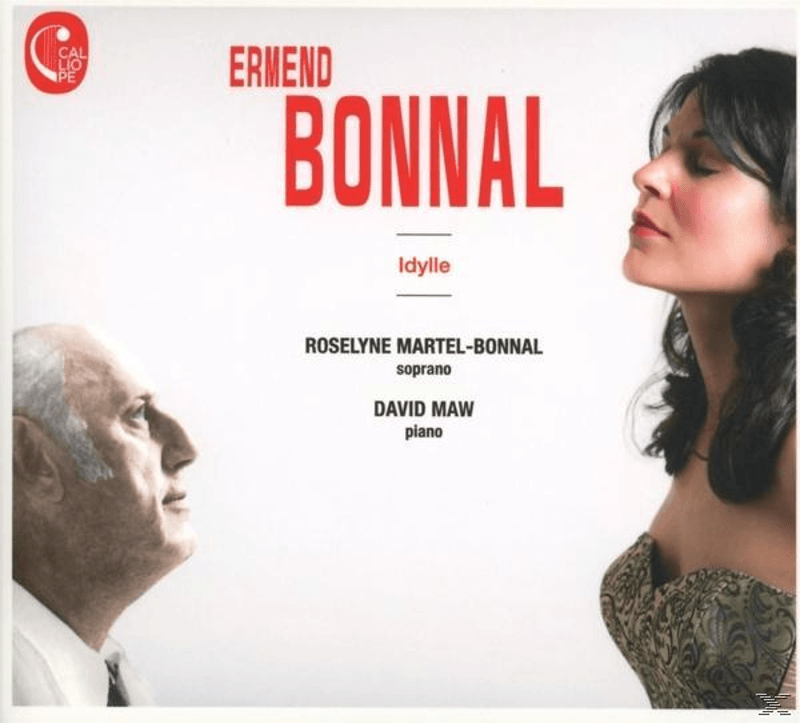 Martel-Bonnal,Roselyne/Maw,David - Idylle (CD)