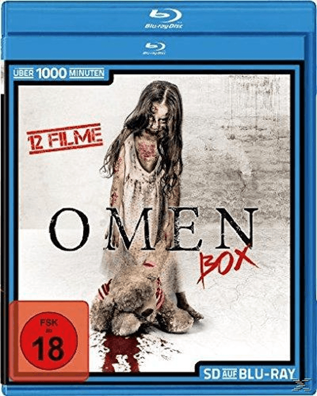 OMEN BOX - (Blu-ray)