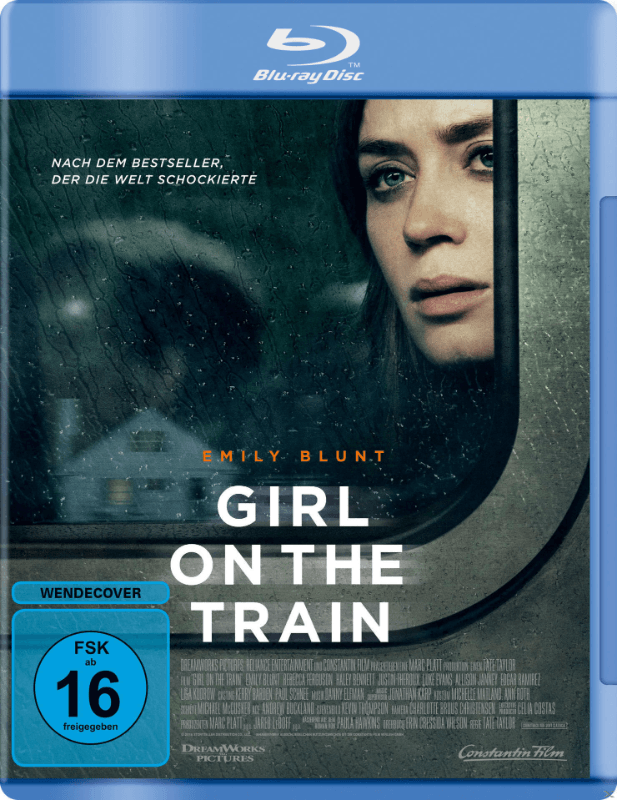 Girl on the Train - (Blu-ray)