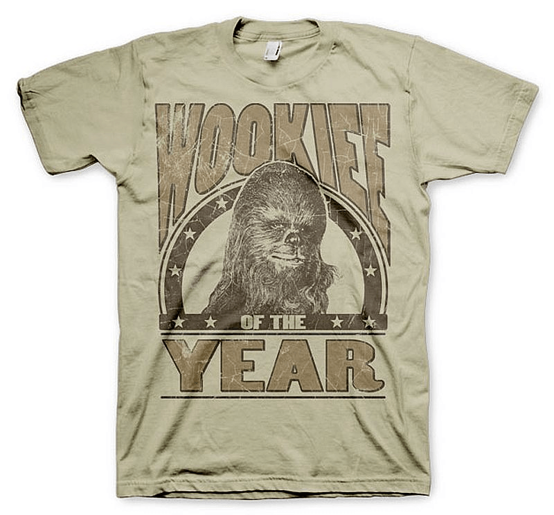 Star Wars T-Shirt Wookiee of the Year XL