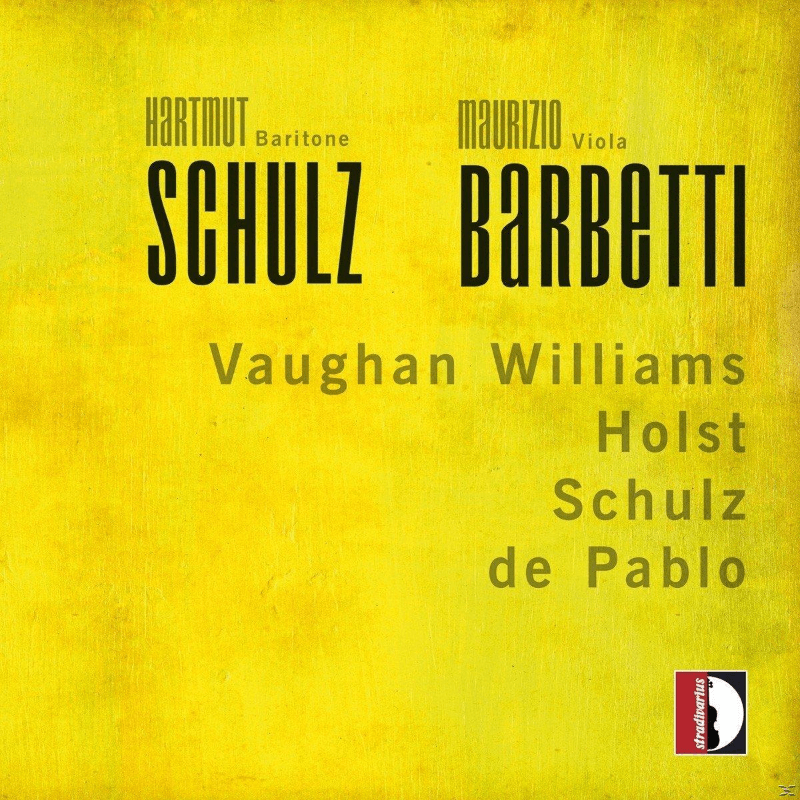 Hartmut Schulz Maurizio Barbetti My Soul Has Nought But Fire And Ice Cd