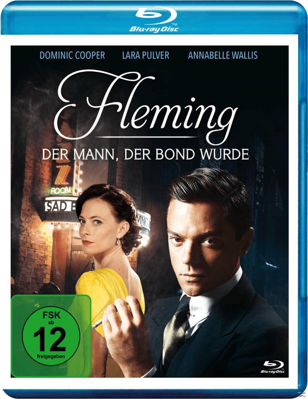 Fleming - Der Mann, der Bond wurde - (Re-release) - (Blu-ray)