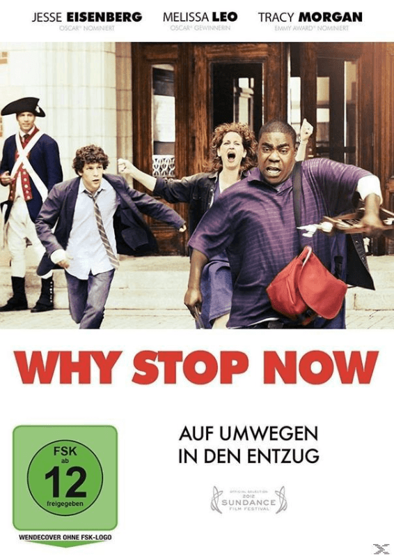 Why Stop Now - (DVD)