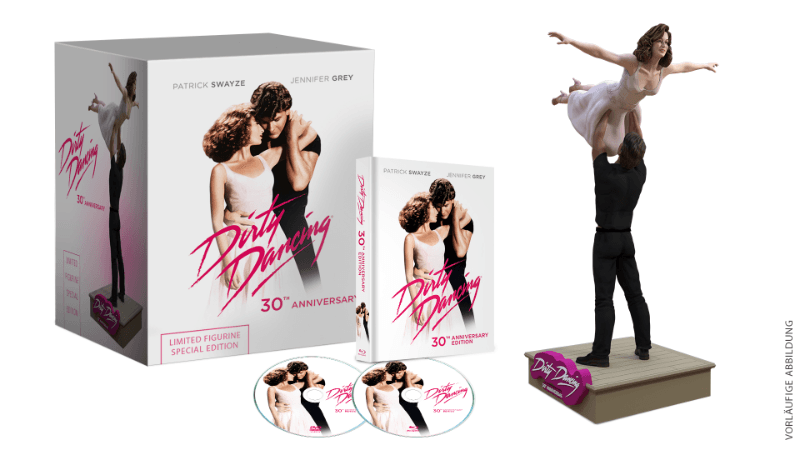Dirty Dancing - 30th Anniversary Limited Figurine Special Edition - (DVD + Blu-ray)