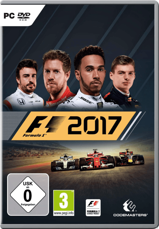 KOCH MEDIA GMBH (SOFTWARE) F1 2017 - PC 2324413