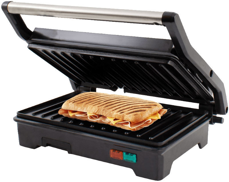 Outdoor Cooking & Eating Objective Elektrogrill Kontaktgrill Tischgrill Standgrill Bbq 1200 W