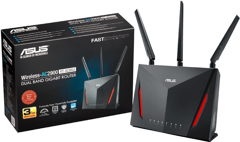 ASUS RT-AC86U, Router 2326503