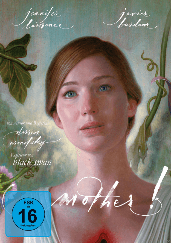 mother! - (DVD)