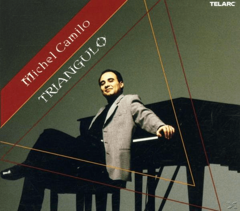 Camilo Michel - Triangulo - (CD)