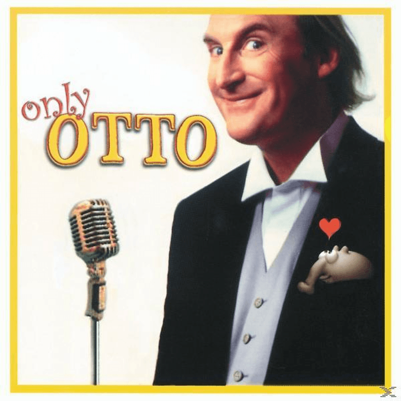Otto - Only Otto - (CD)