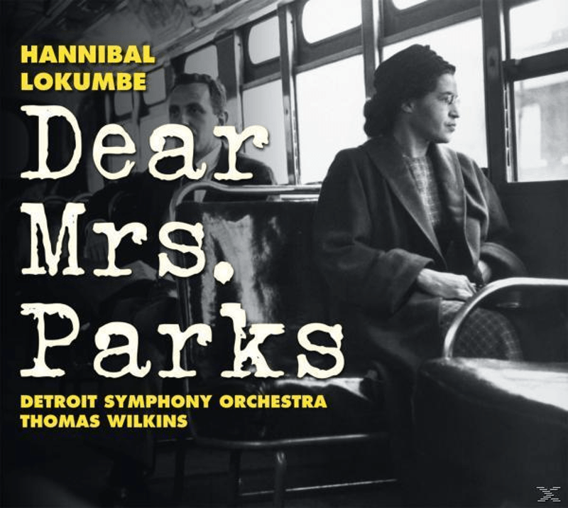 Wilkins, Steele, Deas, Chandler-eteme, Wilkins/Chandler-Eteme/Steele/Deas/+ - Dear Mrs.Parks - (CD)