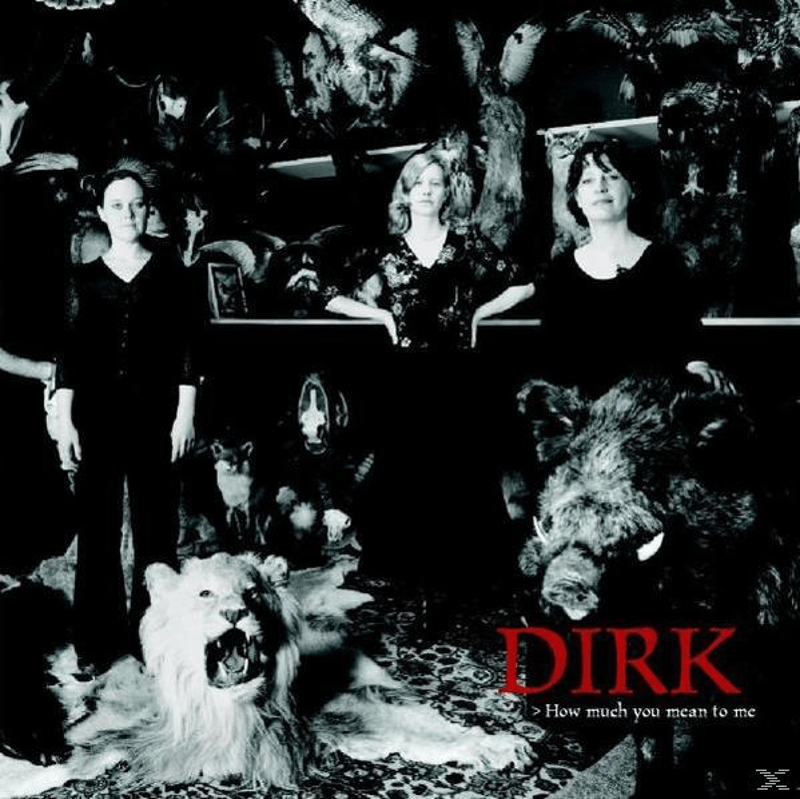 Dirk - How Much You Mean To Me - (CD)
