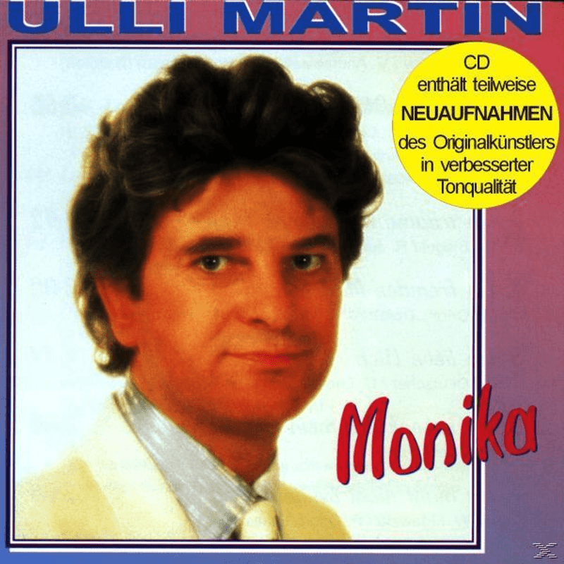 Ulli Martin - Monika (Enthält Re-Recordings) (CD)