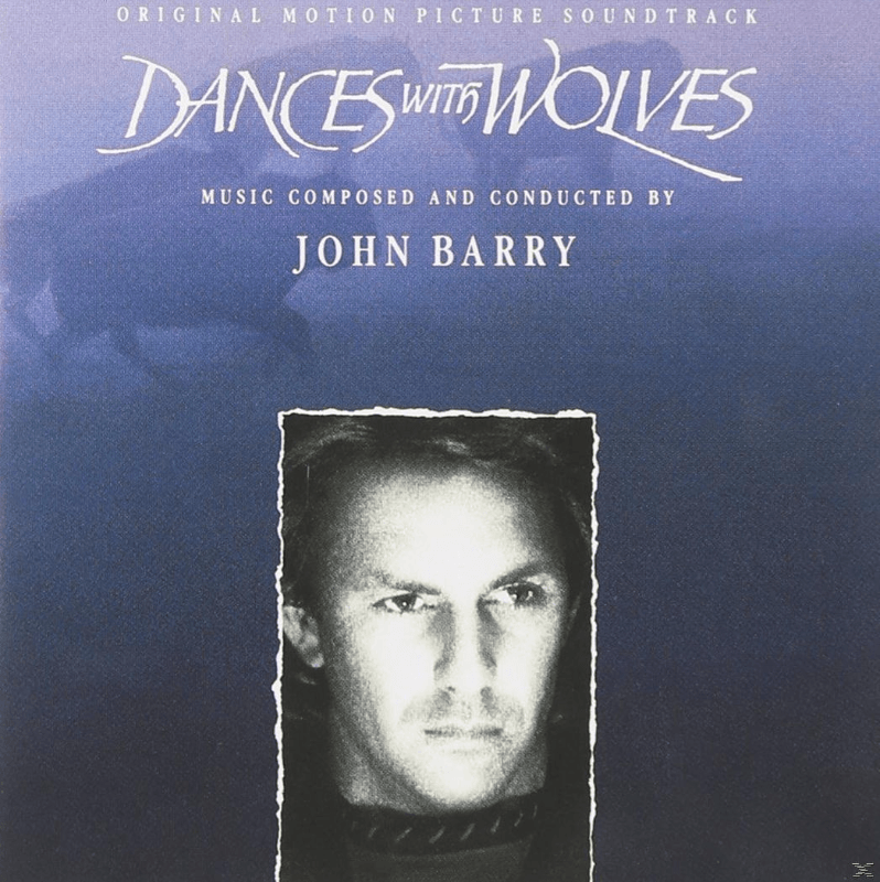 John Barry - Dances With Wolves-Original Motion Picture Sound - (CD)