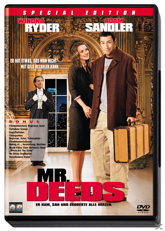 Mr. Deeds (Special Edition) Komödie DVD