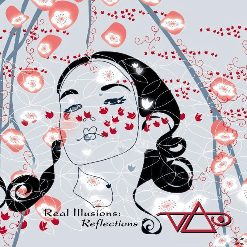 Steve Vai - Real Illusions: Reflections - (CD)