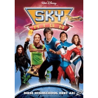 WALT DISNEY STUDIOS HOME ENTER Sky High - Diese Highschool hebt ab!