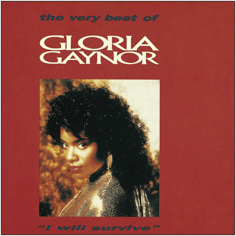 Gloria Gaynor I Will Survive-The Very Best HipHop CD