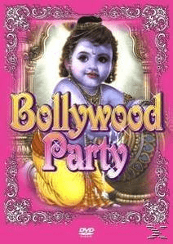Bollywood Party - (DVD)