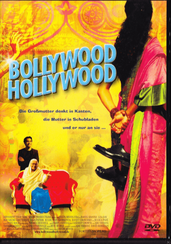 Bollywood Hollywood - (DVD)