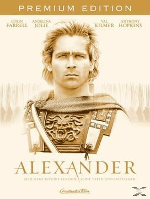 Alexander - Revised Drama DVD