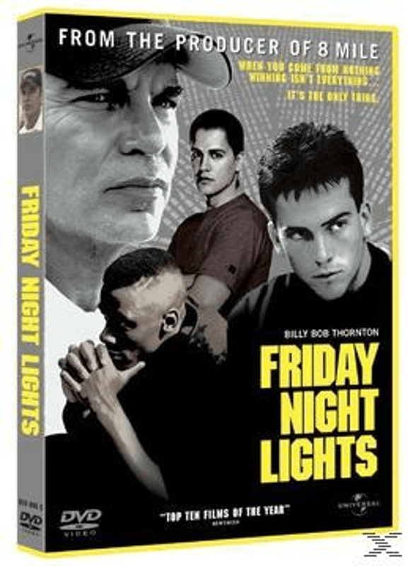 FRIDAY NIGHT LIGHTS - (DVD)
