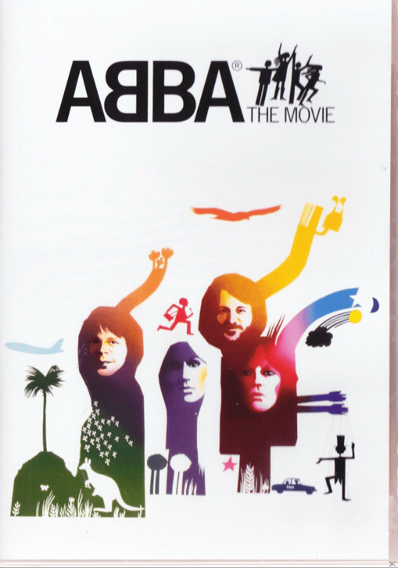 ABBA - ABBA - The Movie - Limited Edition - (DVD)