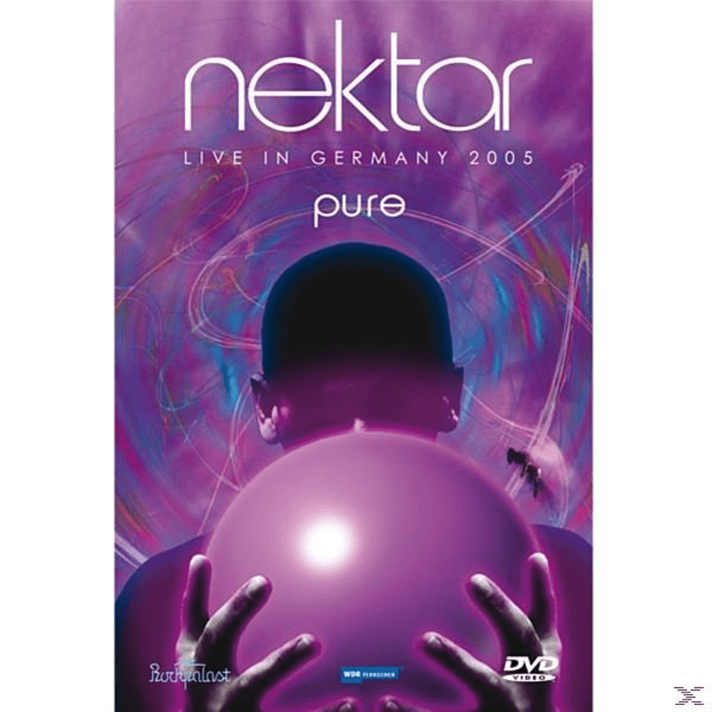Nektar - Pure - Live In Germany - (DVD)