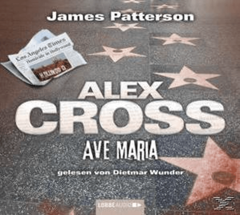 Alex Cross: Ave Maria Teil 11 Spannung CD