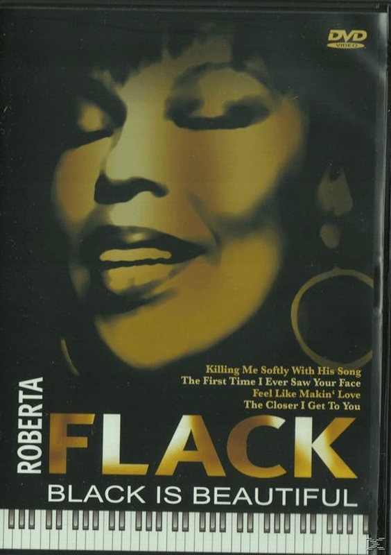 Roberta Flack - Black is Beautiful - (DVD)