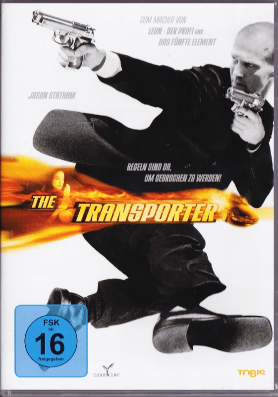 The Transporter - (DVD) bei SATURN.de