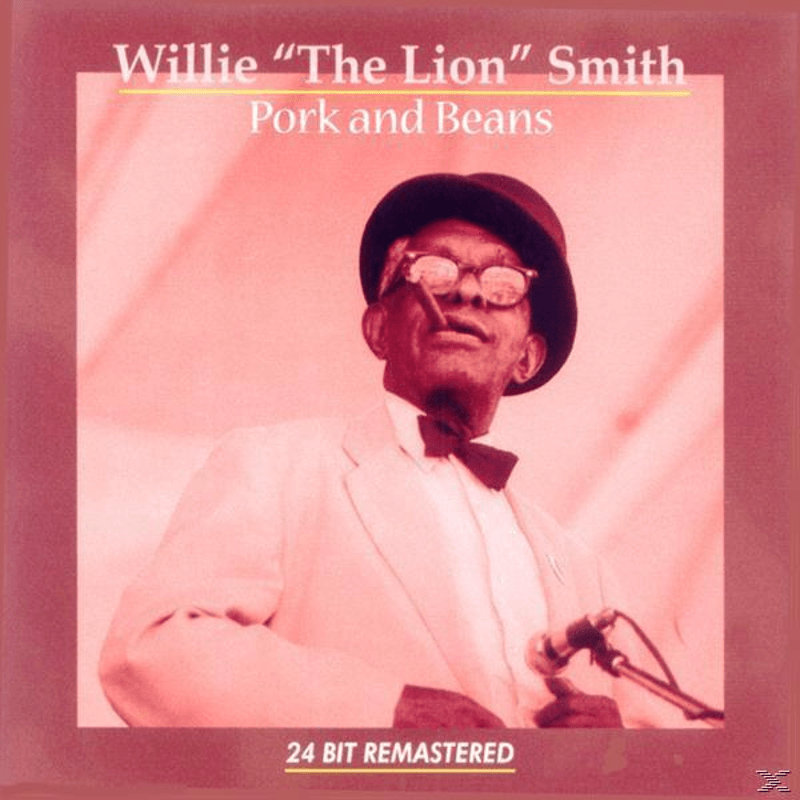 Willie Smith - Pork And Beans-24bit (CD)