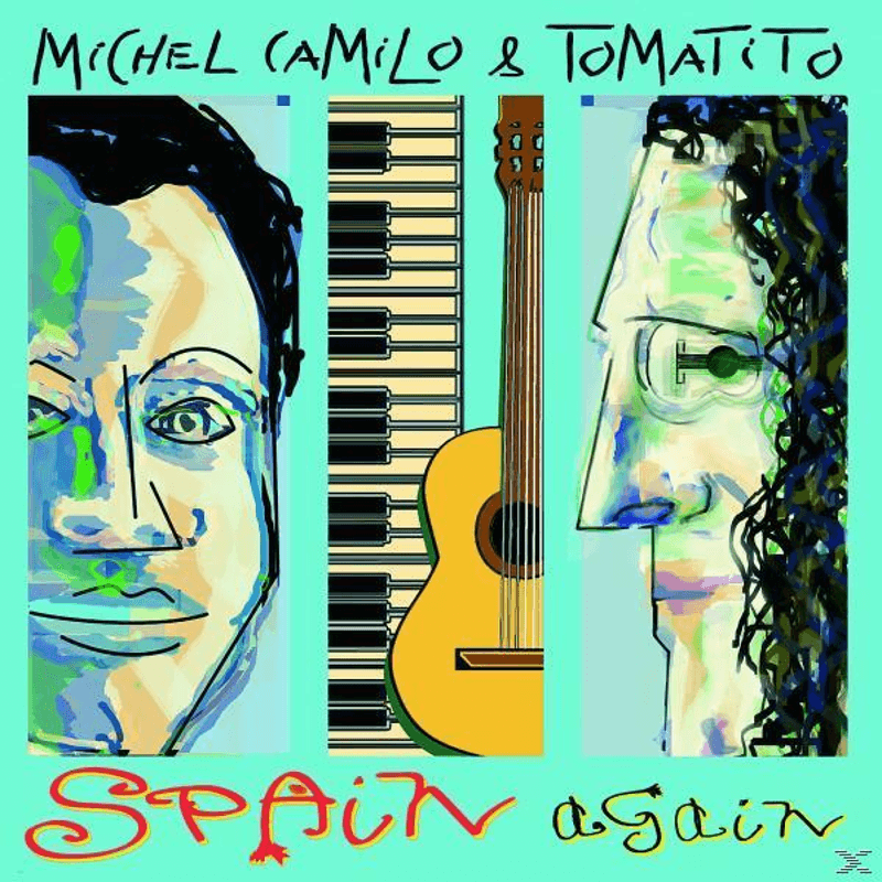 Camilo Michel, Michel Tomatito / Camilo - SPAIN AGAIN - (CD)