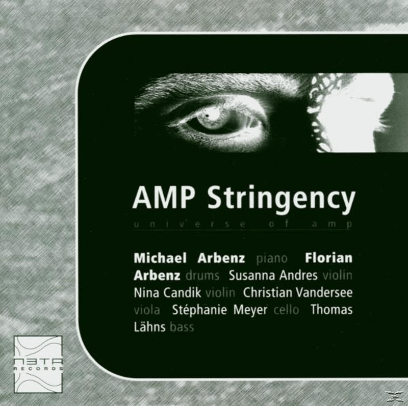 VARIOUS - Amp Stringency-Universe Of Amp - (CD)