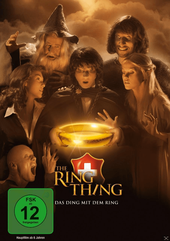 The Ring Thing - (DVD)