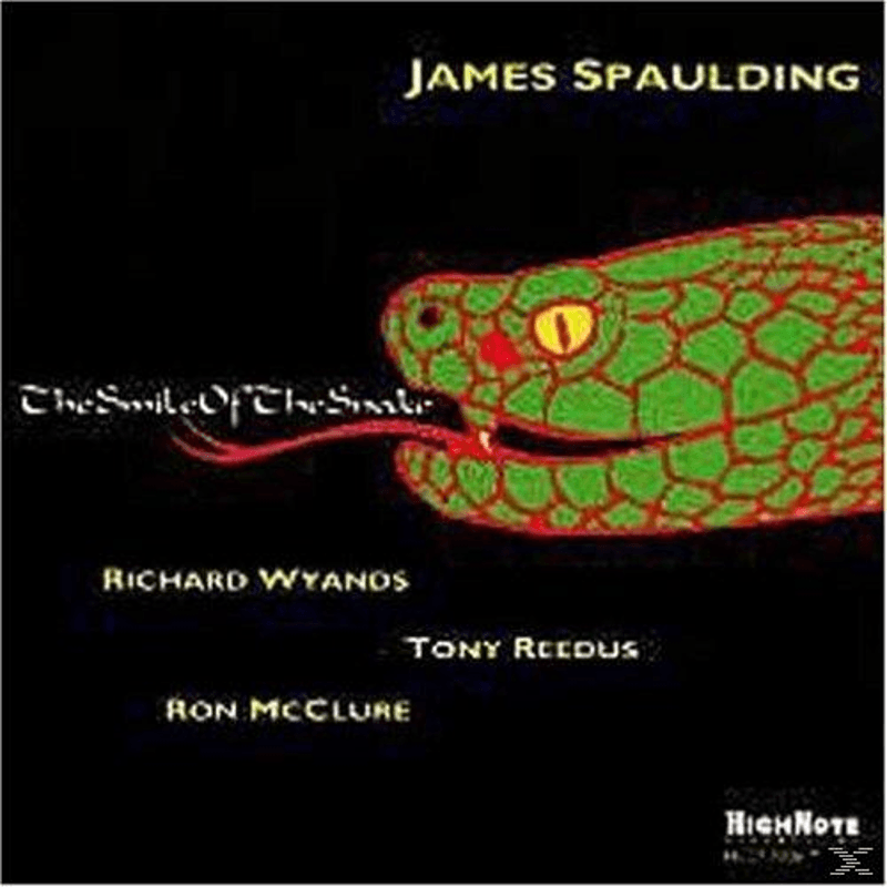 James Spaulding - The Smile Of The Snake - (CD)