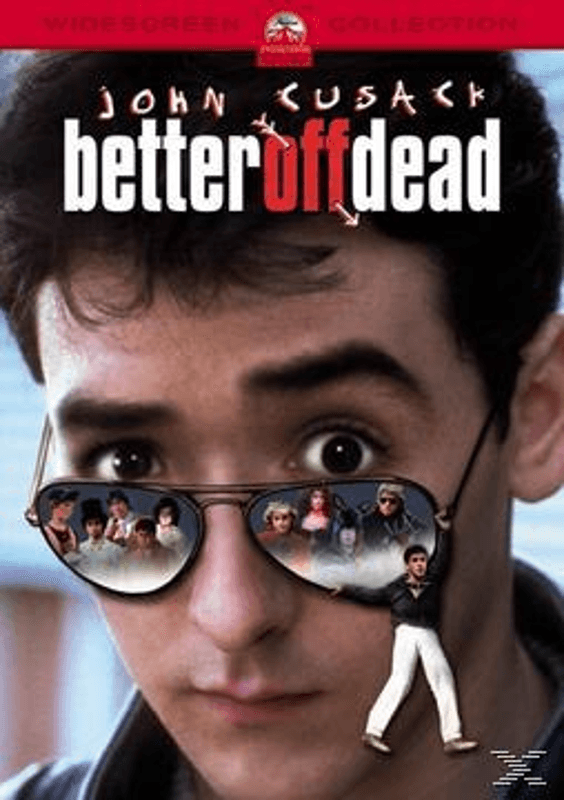 BETTER OFF DEAD - (DVD)
