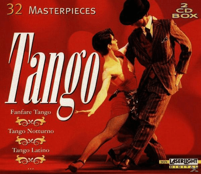 Werner Tauber Orchester/Hause, Alfred Orchestra/+ - Tango - (CD)