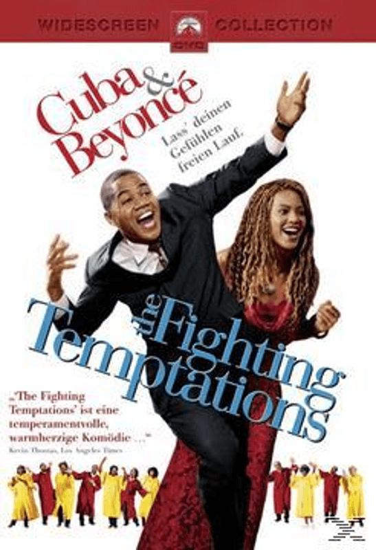 THE FIGHTING TEMPTATIONS - (DVD)
